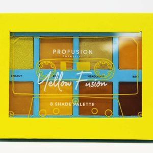 NEW In Box - Profusion Cosmetic Yellow Fusion